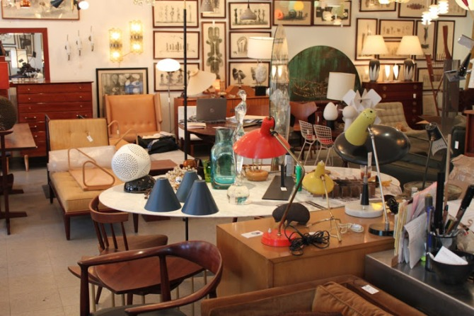 Top 5 Vintage Stores In New York Vintage Industrial Style - Antique Furniture Stores Nyc Antique Furniture