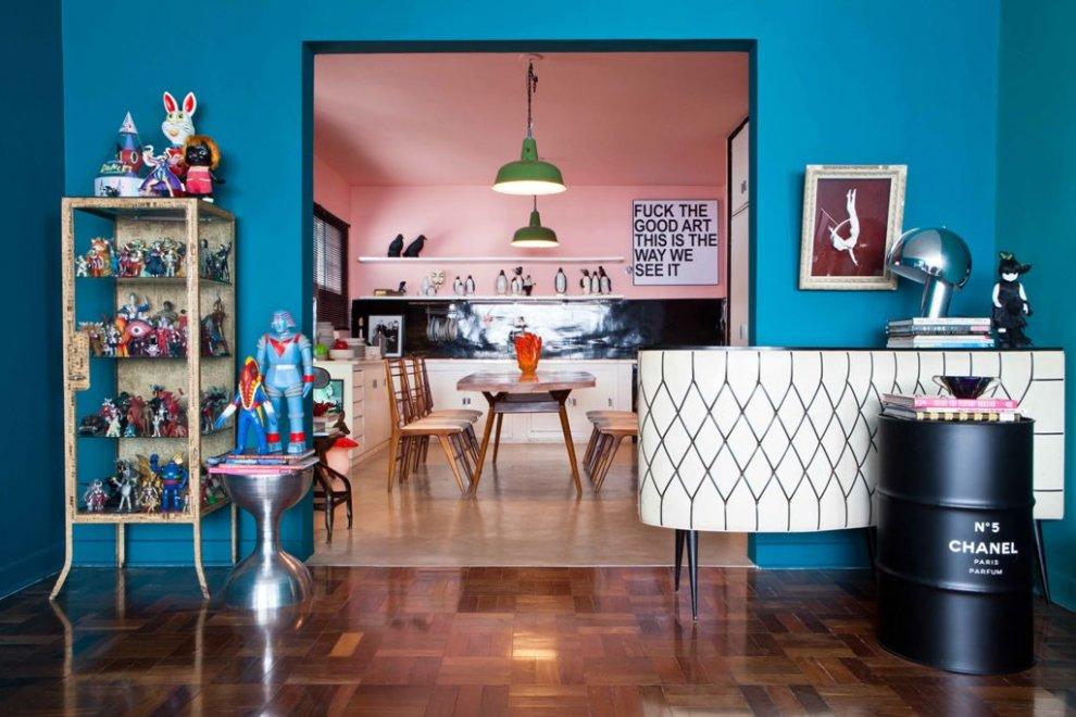 Vintage Interior Design: The Nostalgic Style