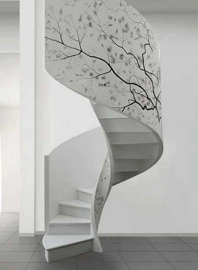 vintage_stairs (2)  6 Vintage Ways to Decorate Your Stairs vintage stairs 2
