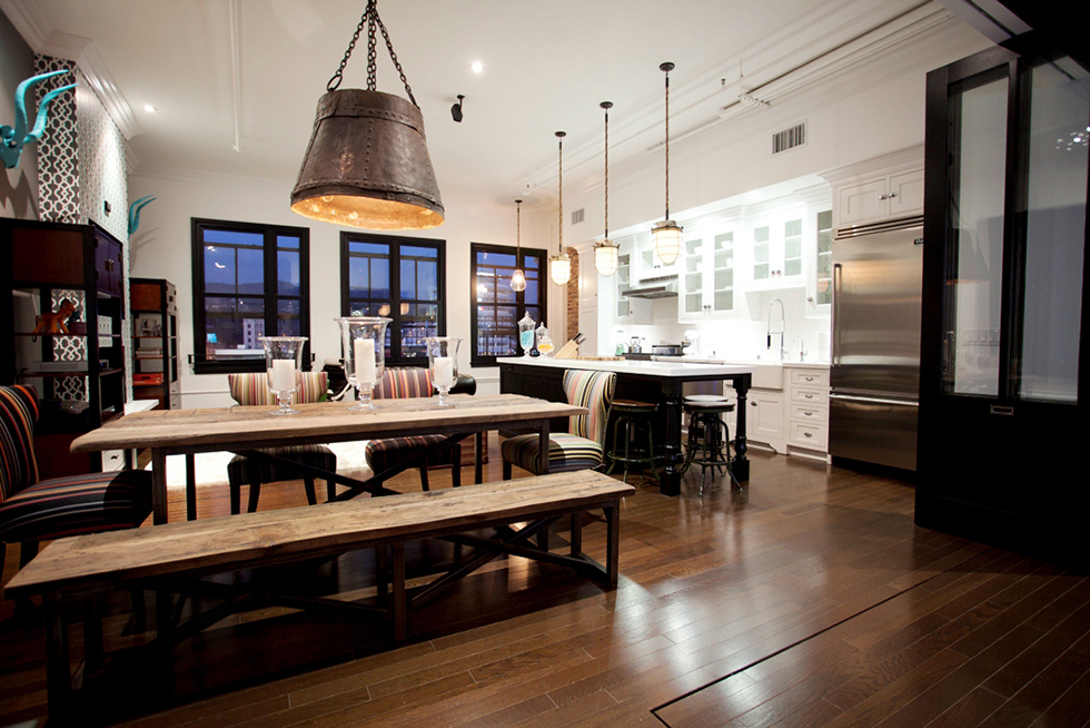Industrial Style House industrial talks: update your interiors with industrial style details