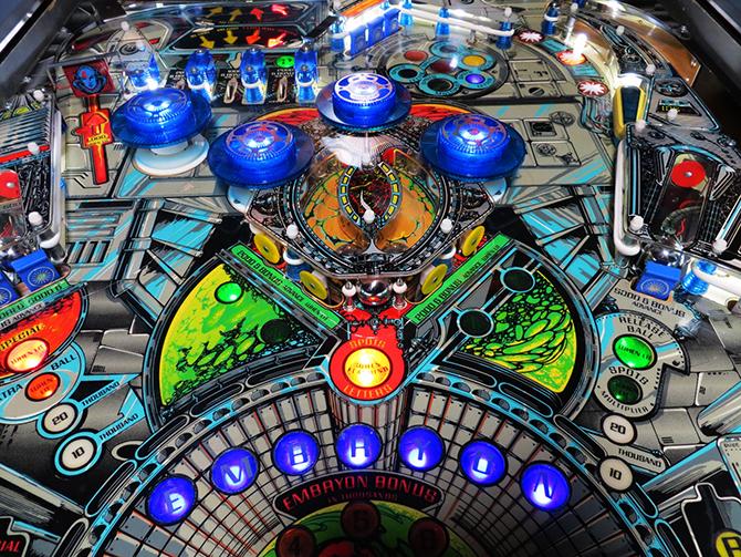 """embryon pinball machine""  5 Must see vintage pinball arcades 5 must see vintage pinball arcades11"