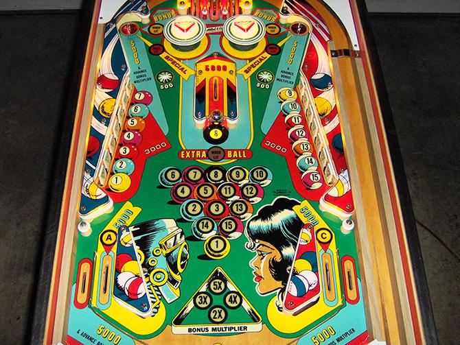 """pinball pool machine""  5 Must see vintage pinball arcades 5 must see vintage pinball arcades13"