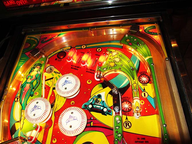 """tri zone pinball machine""  5 Must see vintage pinball arcades 5 must see vintage pinball arcades19"
