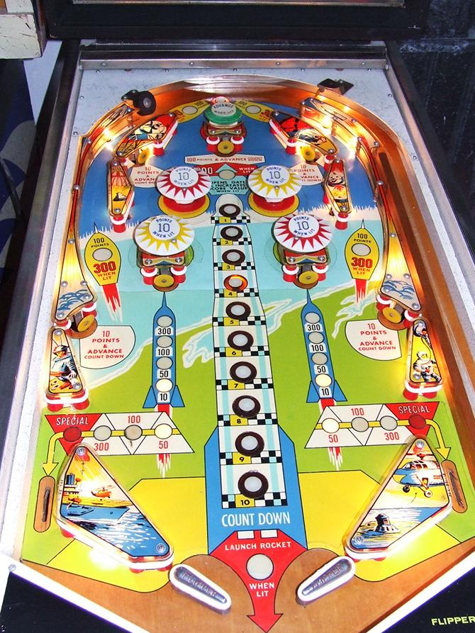 """apollo pinball machine""  5 Must see vintage pinball arcades 5 must see vintage pinball arcades4"