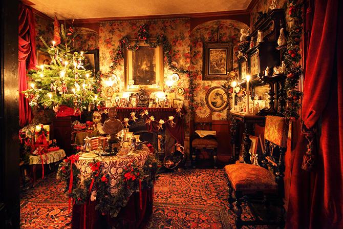 room christmas decoration