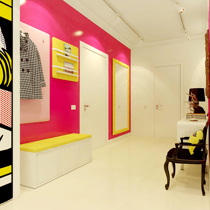 great ways to design your interiors with pop art style_3 | Vintage ...