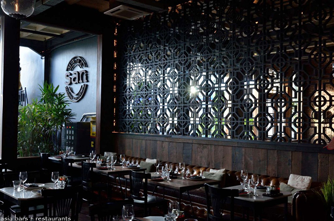 5 best industrial restaurants vintage industrial style for Antique thai cuisine san diego