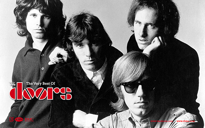 """the doors"" 60´s music Top best 60´s music best 5 vintage sixties music 2"