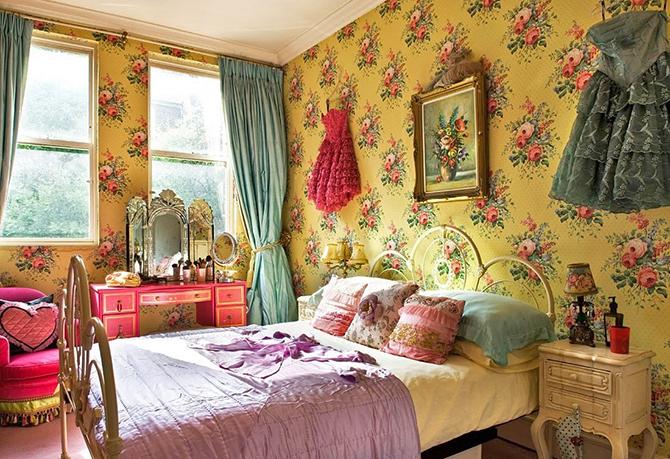 Vintage Bedroom Ideas 12 Vintage Industrial Style