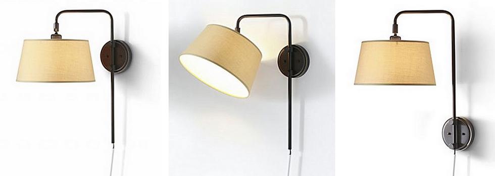 """vintage modern wall lamp"""