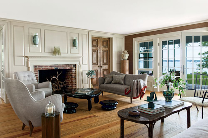 """""""living room with fireplace"""""""
