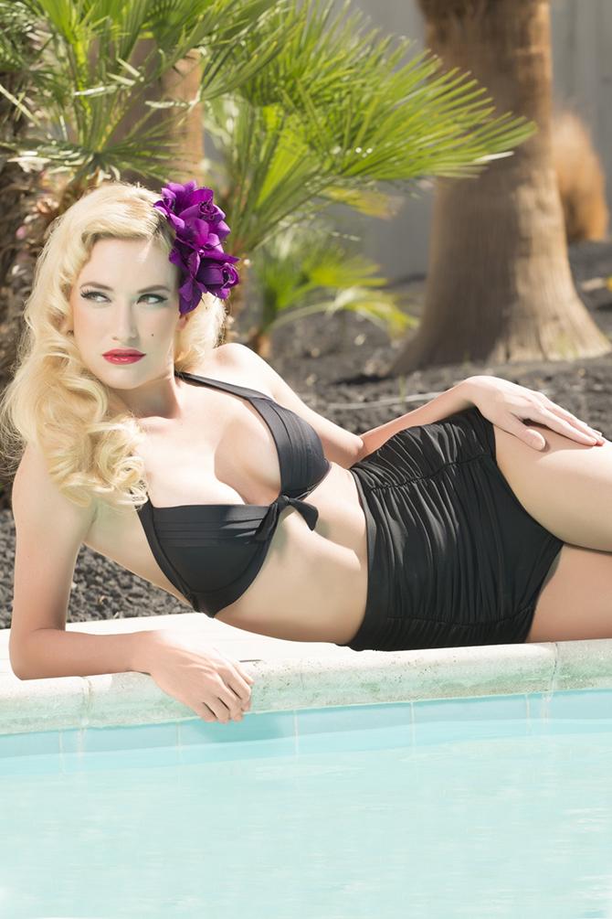 """""""vintage swimwear""""  vintage pop swimwear inspiration vintage pop swimwear 4"""