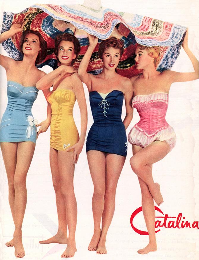 """""""vintage swimwear""""  vintage pop swimwear inspiration vintage pop swimwear 6"""