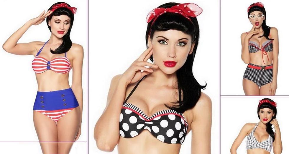 """""""vintage swimwear""""  vintage pop swimwear inspiration vintage pop swimwear capa"""