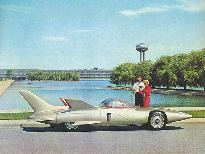 """""""concept cars"""" Must see Must see 13 retro futuristic concept cars must see 13 retro futuristic concept cars11"""
