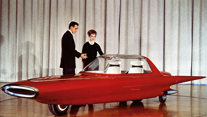 """""""concept cars"""" Must see Must see 13 retro futuristic concept cars must see 13 retro futuristic concept cars7"""