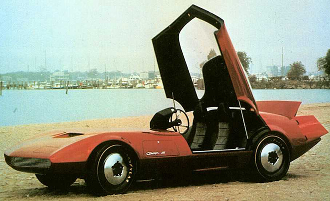 """""""concept cars"""" Must see Must see 13 retro futuristic concept cars must see 13 retro futuristic concept cars8"""