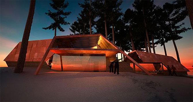 """""""retro futuristic architecture""""  Retro futuristic architecture inspirations retro futuristic arquitecture inspirations8"""