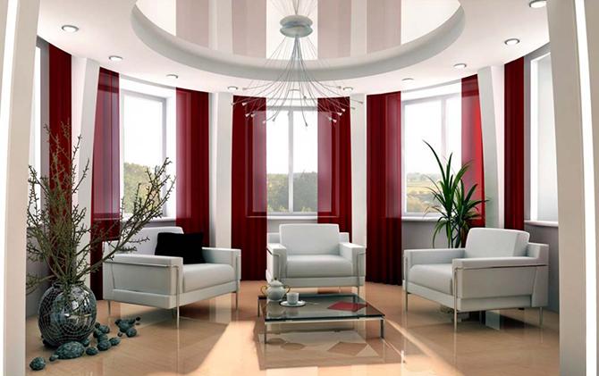 retro futurist interior design ideas20 retro futuristic 20 Inspiring Retro Futuristic Interiors retro futuristic interior design ideas20