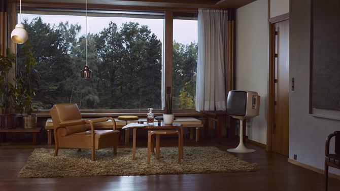 20 inspiring retro futuristic interiors  retro futuristic 20 Inspiring Retro Futuristic Interiors retro futuristic interior design ideas5