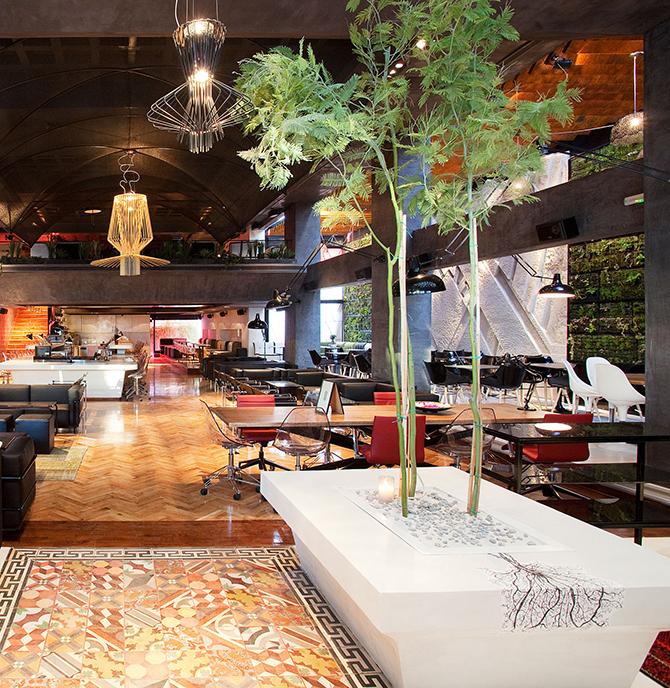 retro futurist interior design ideas8 retro futuristic 20 Inspiring Retro Futuristic Interiors retro futuristic interior design ideas8