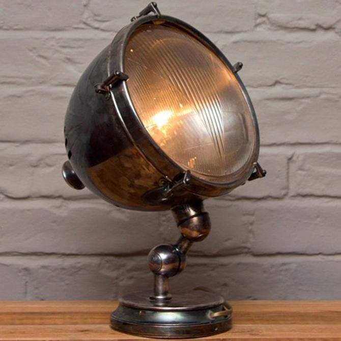 23 Vintage Lamps