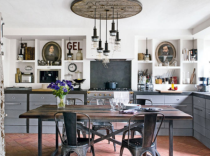 Good Ideas to apply industrial style in you interiors_1