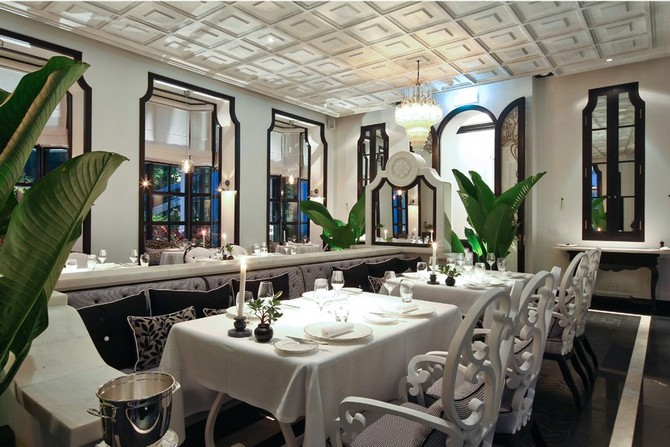 best design restaurants
