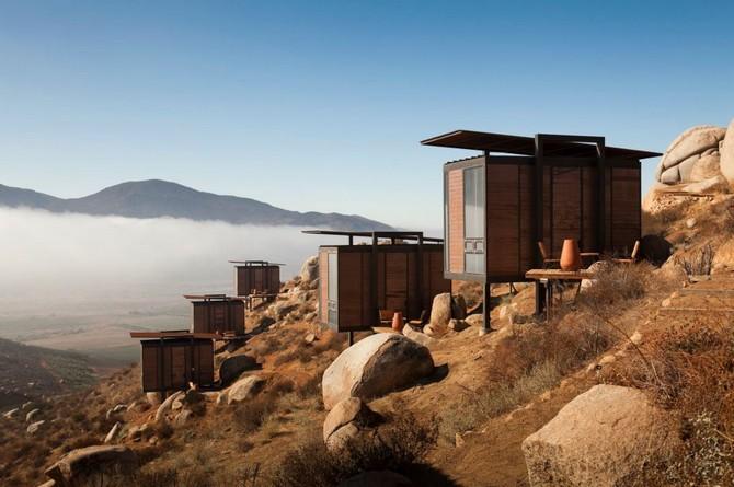 Jorge Garcia Endemico Hotel  ARCHITECTURE: JORGE GARCIA ENDEMICO HOTEL | CALIFORNIA 110