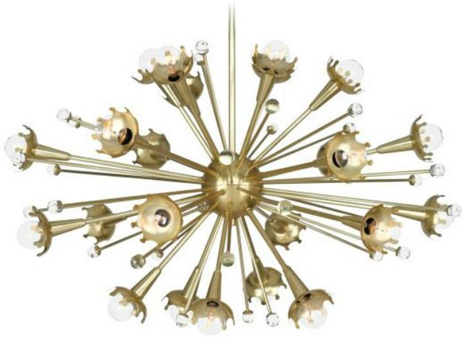Trends 2015: chandeliers