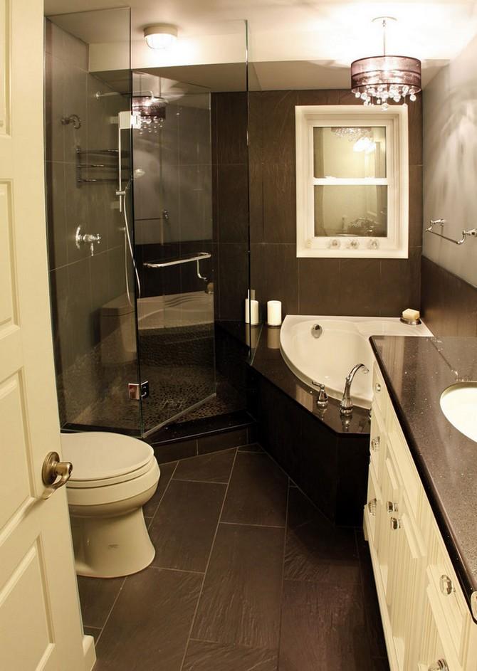 Small Bathrooms  8 Design Ideas For Small Bathrooms Small Bathrooms1