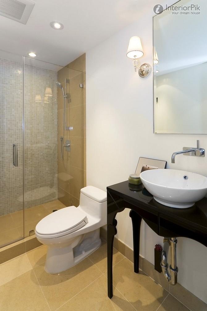 Small Bathrooms  8 Design Ideas For Small Bathrooms Small Bathrooms8