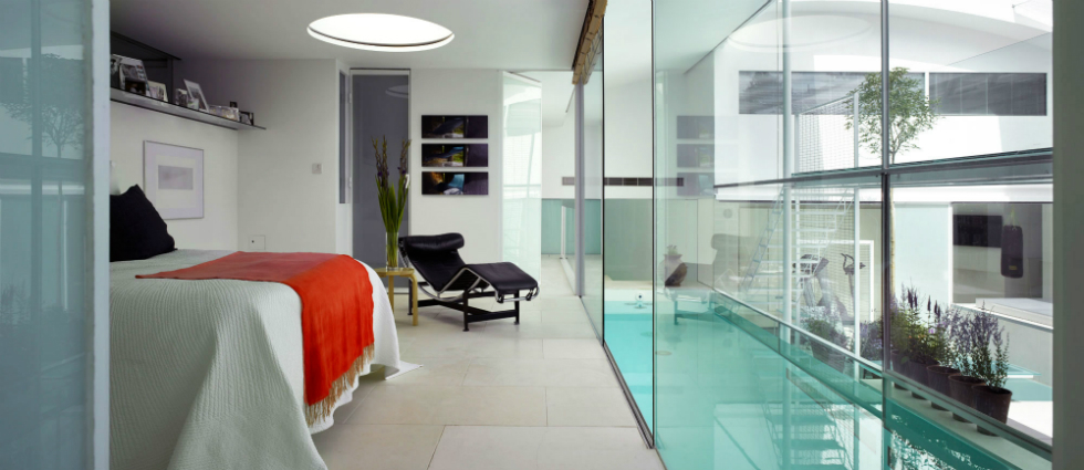 Glass Interior Design