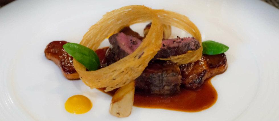 Top 5 restaurants in edinburgh
