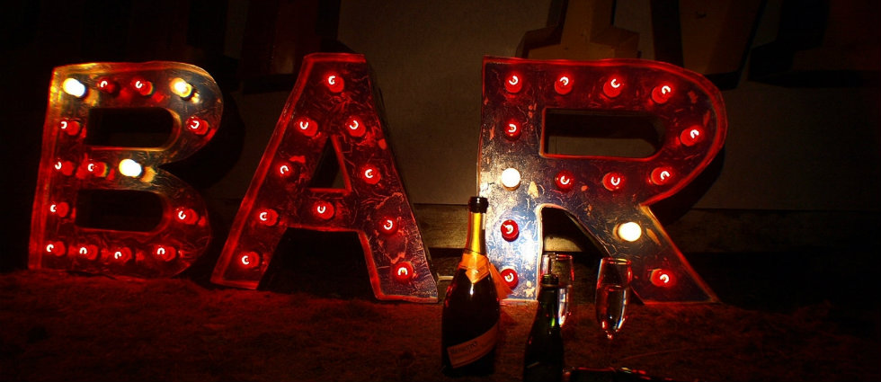 Best Marquee Letters to a bar