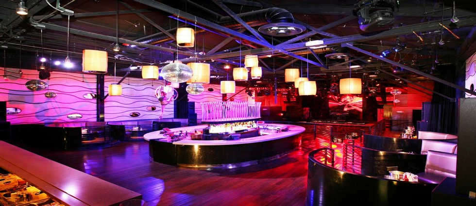 Examples Of Modern Light Fixtures For Nightclubs Vintage