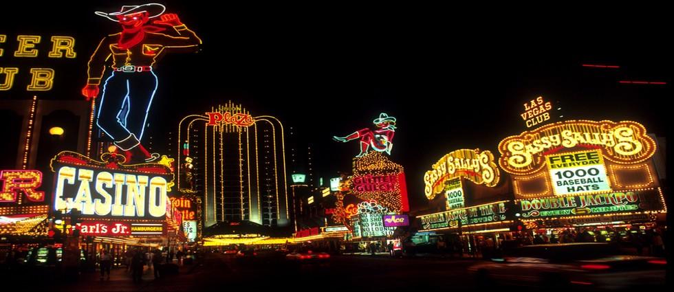 Las Vegas Marquee Lights Examples