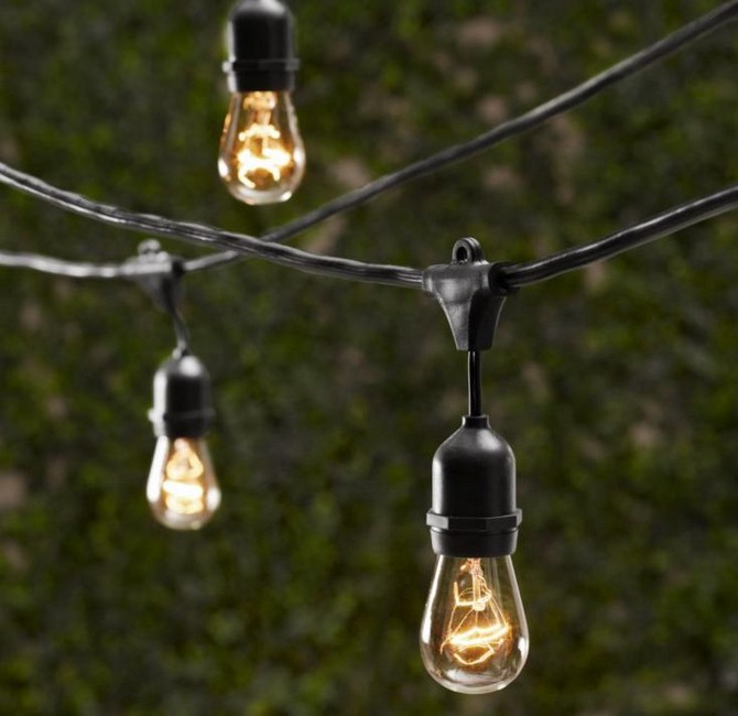 Retro Ideas For Outdoor Lighting