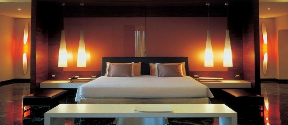 Table Lamps Ideas for Modern Hotels Feature