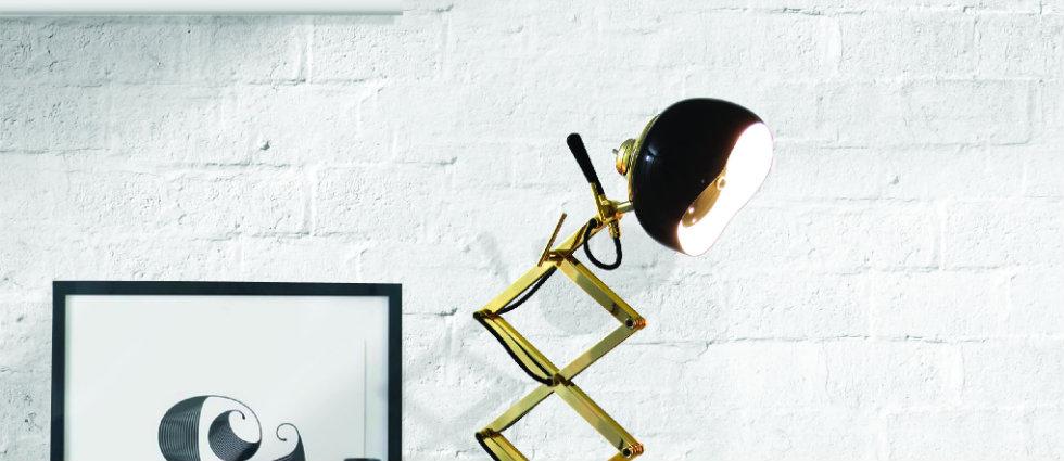Top vintage desk lamps