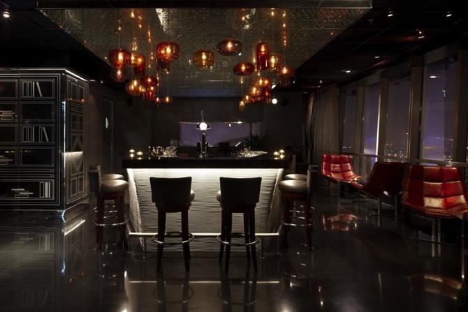 Yu-Bar-by-Kokaistudios-Shanghai-03 copy  Top 5 Architectural Lighting for Bars Yu Bar by Kokaistudios Shanghai 03 copy