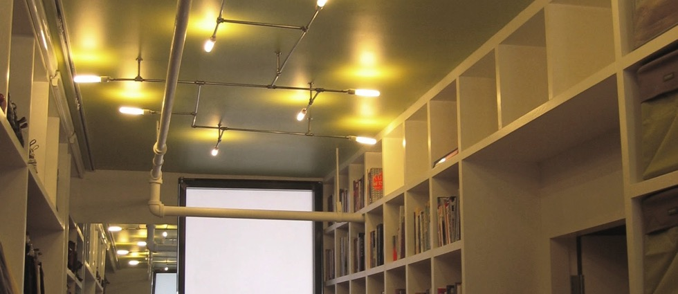 3 Industrial Projects using Copper Lighting 3 Industrial Projects using Copper Lighting