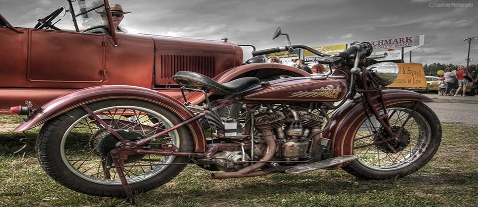 Best Vintage Motorcycles | Vintage Industrial Style