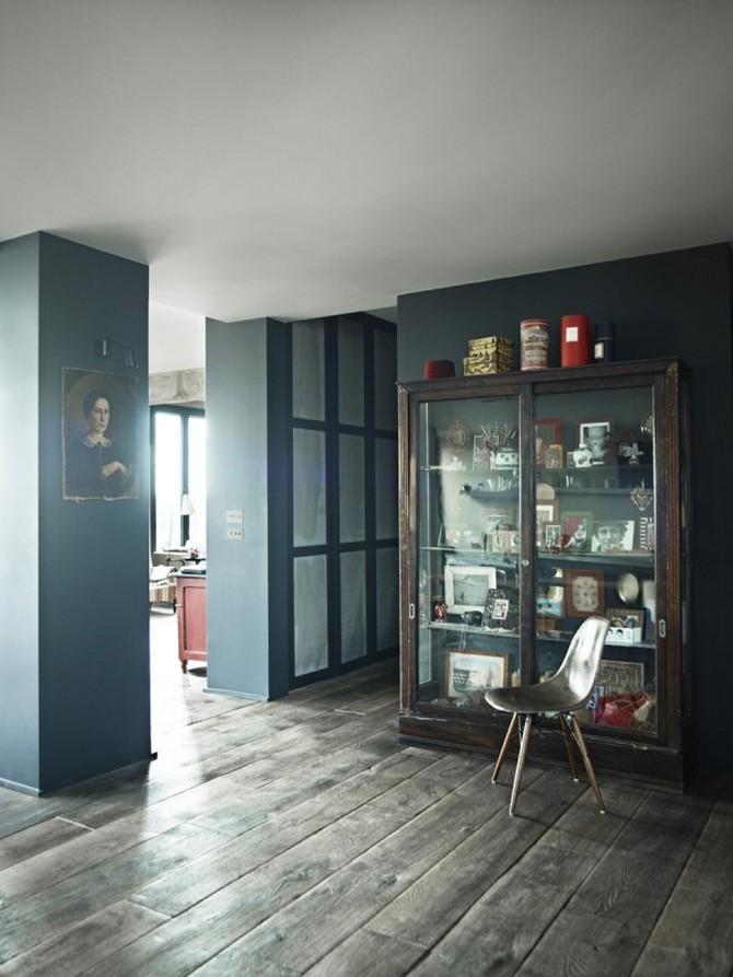 PARISIAN BOHEMIAN LOFT  Vintage Industrial Style