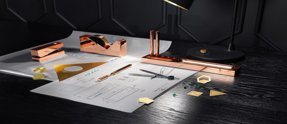 Tom Dixon New Copper Stationary To Lauch at Maison & Objet Industrial Design Ideas 10 Industrial Design Ideas Tom Dixon New Copper Stationary To Lauch at Maison Objet Feature