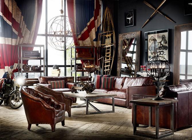 Top 5 examples ecletic vintage room designs  Top 5 examples of Eclectic Vintage Rooms Design Top 5 examples ecletic vintage room designs2