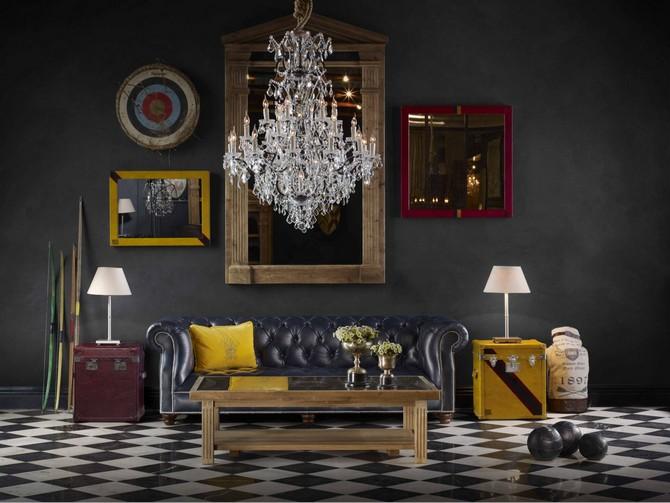 Top 5 examples ecletic vintage room designs  Top 5 examples of Eclectic Vintage Rooms Design Top 5 examples ecletic vintage room designs5