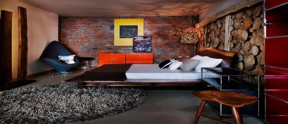Top 5 Industrial Bedroom Designs Vintage Industrial Style
