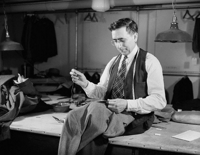 How to wear vintage for men
