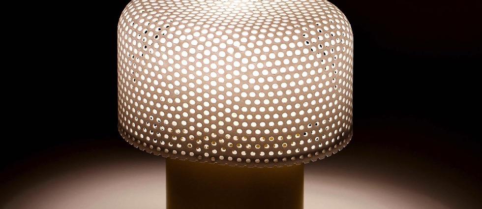 Maggiolina- A Lamp by Alessandro Zambelli for .exnovo